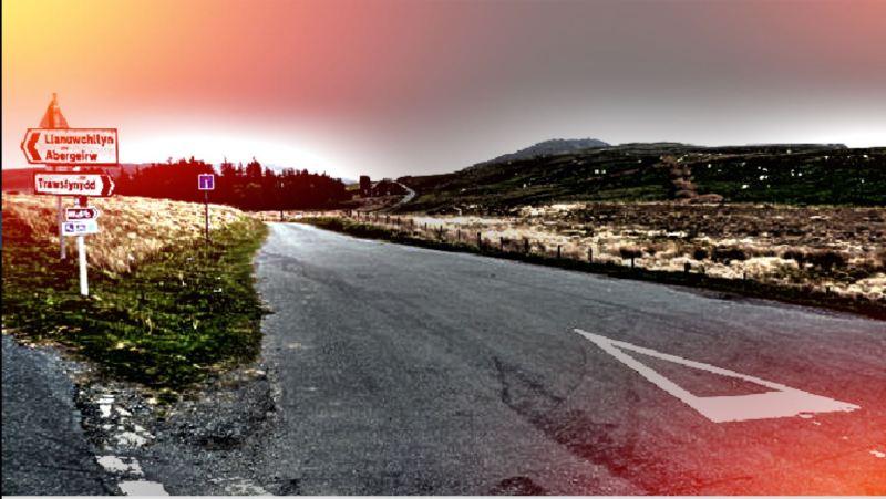 Road to Trawsfynydd 2